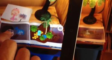 Dino Pet il libro illustrato in realtà aumentata