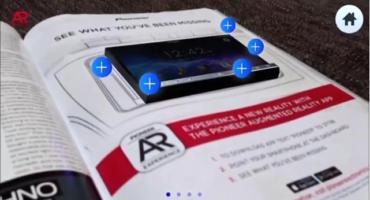 app in realtà aumentata Pioneer