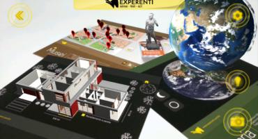 La realtà aumentata di Experenti 2.0 per l'architettura