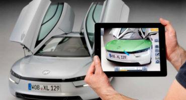 MARTA realtà aumentata Volkswagen
